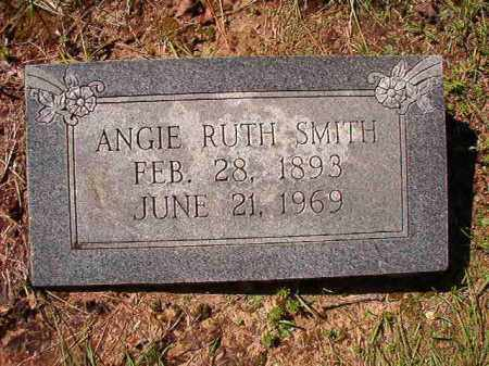 SMITH, ANGIE RUTH - Dallas County, Arkansas | ANGIE RUTH SMITH - Arkansas Gravestone Photos