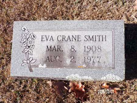 CRANE SMITH, EVA - Dallas County, Arkansas   EVA CRANE SMITH - Arkansas Gravestone Photos