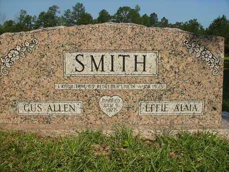 SMITH, GUS ALLEN - Dallas County, Arkansas | GUS ALLEN SMITH - Arkansas Gravestone Photos
