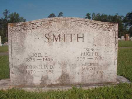 SMITH, HUGH D - Dallas County, Arkansas | HUGH D SMITH - Arkansas Gravestone Photos