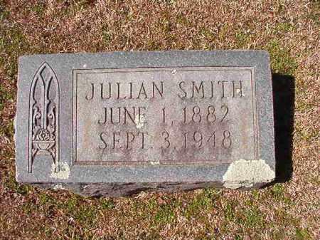 SMITH, JULIAN - Dallas County, Arkansas | JULIAN SMITH - Arkansas Gravestone Photos