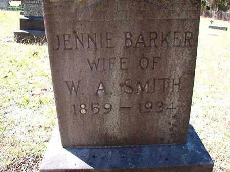 SMITH, JENNIE - Dallas County, Arkansas | JENNIE SMITH - Arkansas Gravestone Photos