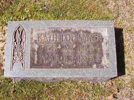 SMITH, KATE LOU - Dallas County, Arkansas | KATE LOU SMITH - Arkansas Gravestone Photos