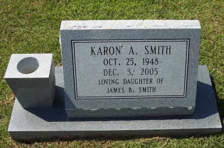 SMITH, KARON A - Dallas County, Arkansas | KARON A SMITH - Arkansas Gravestone Photos