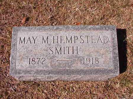 SMITH, MAY M - Dallas County, Arkansas   MAY M SMITH - Arkansas Gravestone Photos