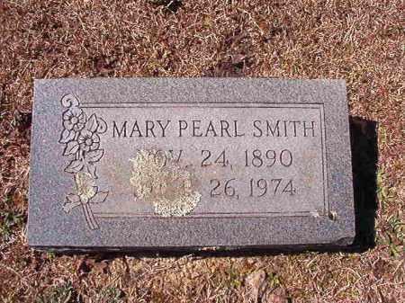 SMITH, MARY PEARL - Dallas County, Arkansas | MARY PEARL SMITH - Arkansas Gravestone Photos