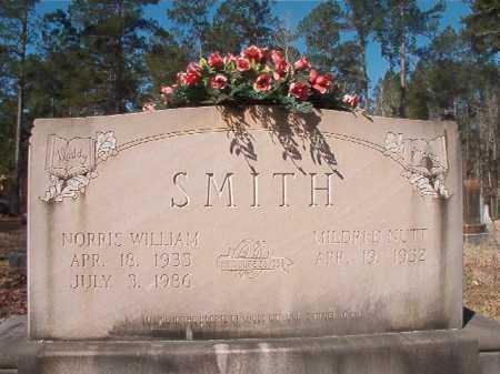 SMITH, NORRIS WILLIAM - Dallas County, Arkansas   NORRIS WILLIAM SMITH - Arkansas Gravestone Photos