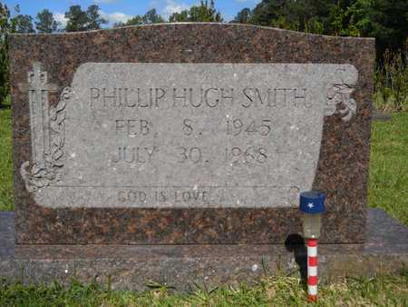 SMITH, PHILLIP HUGH - Dallas County, Arkansas | PHILLIP HUGH SMITH - Arkansas Gravestone Photos