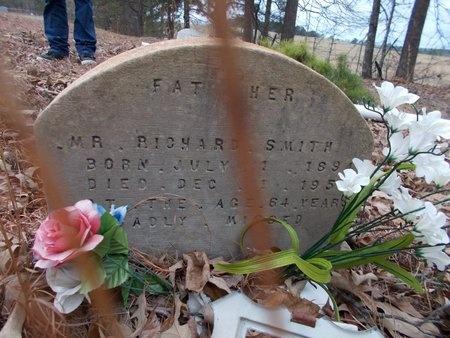 SMITH, RICHARD - Dallas County, Arkansas | RICHARD SMITH - Arkansas Gravestone Photos
