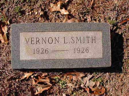 SMITH, VERNON L - Dallas County, Arkansas | VERNON L SMITH - Arkansas Gravestone Photos
