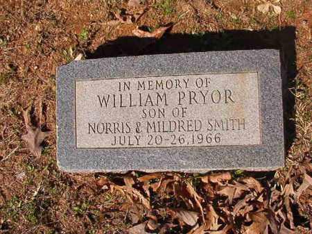 SMITH, WILLIAM PRYOR - Dallas County, Arkansas | WILLIAM PRYOR SMITH - Arkansas Gravestone Photos
