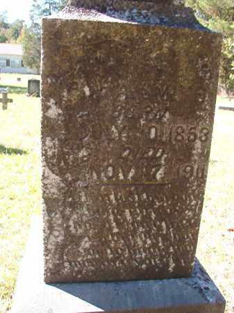 SMITH, W A - Dallas County, Arkansas | W A SMITH - Arkansas Gravestone Photos