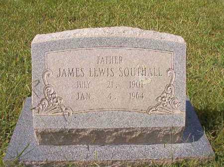 SOUTHALL, JAMES LEWIS - Dallas County, Arkansas | JAMES LEWIS SOUTHALL - Arkansas Gravestone Photos