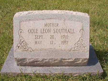 SOUTHALL, ODIE LEON - Dallas County, Arkansas | ODIE LEON SOUTHALL - Arkansas Gravestone Photos