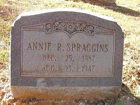 SPRAGGINS, ANNIE R - Dallas County, Arkansas | ANNIE R SPRAGGINS - Arkansas Gravestone Photos