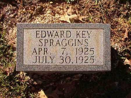 SPRAGGINS, EDWARD KEY - Dallas County, Arkansas   EDWARD KEY SPRAGGINS - Arkansas Gravestone Photos