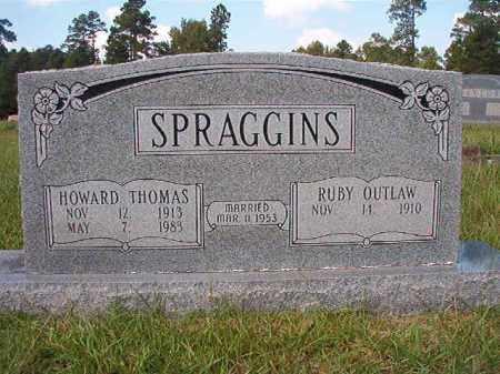 SPRAGGINS, RUBY - Dallas County, Arkansas | RUBY SPRAGGINS - Arkansas Gravestone Photos