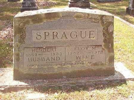 SPRAGUE, HERBERT - Dallas County, Arkansas | HERBERT SPRAGUE - Arkansas Gravestone Photos