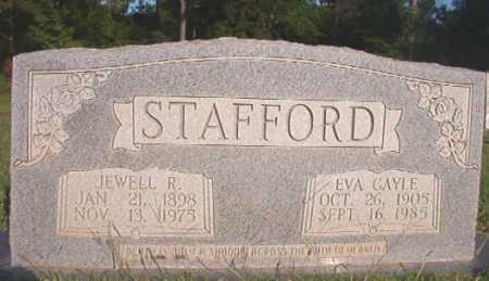 STAFFORD, JEWELL R - Dallas County, Arkansas | JEWELL R STAFFORD - Arkansas Gravestone Photos