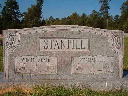 STANFILL, VIRGIE - Dallas County, Arkansas | VIRGIE STANFILL - Arkansas Gravestone Photos