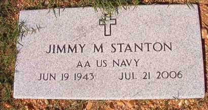 STANTON (VETERAN), JIMMY M - Dallas County, Arkansas   JIMMY M STANTON (VETERAN) - Arkansas Gravestone Photos