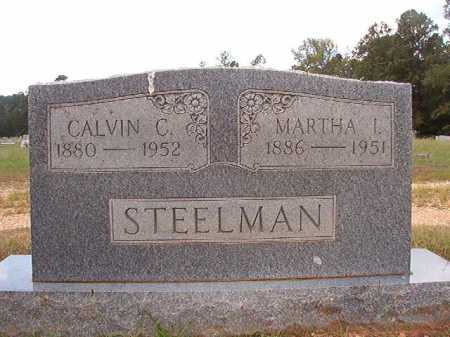 STEELMAN, CALVIN C - Dallas County, Arkansas | CALVIN C STEELMAN - Arkansas Gravestone Photos