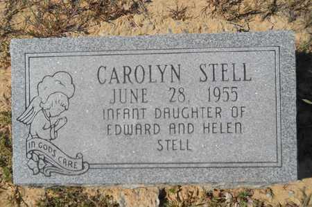 STELL, CAROLYN - Dallas County, Arkansas   CAROLYN STELL - Arkansas Gravestone Photos