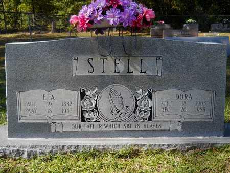 STELL, DORA - Dallas County, Arkansas | DORA STELL - Arkansas Gravestone Photos