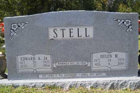 STELL, JR., EDWARD ASBURY - Dallas County, Arkansas | EDWARD ASBURY STELL, JR. - Arkansas Gravestone Photos