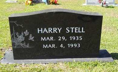 STELL, HARRY - Dallas County, Arkansas | HARRY STELL - Arkansas Gravestone Photos