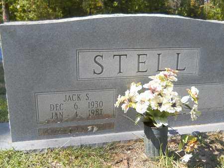 STELL, JACK S - Dallas County, Arkansas | JACK S STELL - Arkansas Gravestone Photos