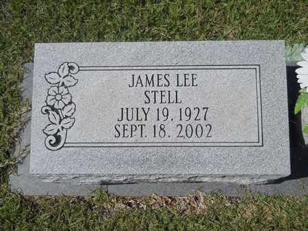 STELL, JAMES LEE (CLOSEUP) - Dallas County, Arkansas   JAMES LEE (CLOSEUP) STELL - Arkansas Gravestone Photos