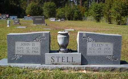 STELL, EILEEN M - Dallas County, Arkansas | EILEEN M STELL - Arkansas Gravestone Photos