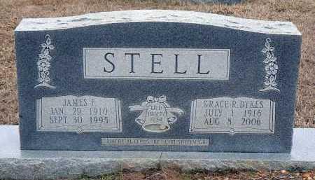 STELL, JAMES FRANKLIN - Dallas County, Arkansas   JAMES FRANKLIN STELL - Arkansas Gravestone Photos