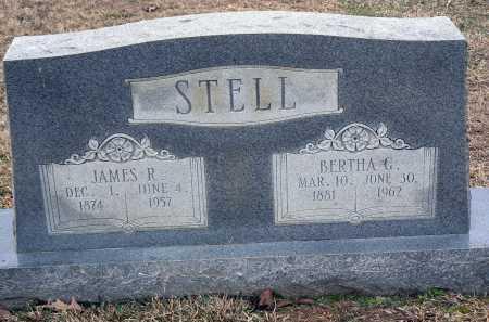 STELL, JAMES ROBERT - Dallas County, Arkansas | JAMES ROBERT STELL - Arkansas Gravestone Photos