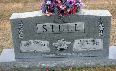 STELL, JOSEPH ODWIN - Dallas County, Arkansas | JOSEPH ODWIN STELL - Arkansas Gravestone Photos