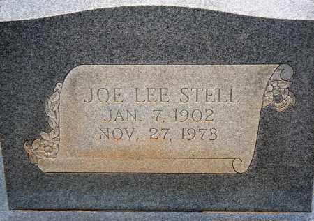 STELL, JOSEPH LEE - Dallas County, Arkansas   JOSEPH LEE STELL - Arkansas Gravestone Photos