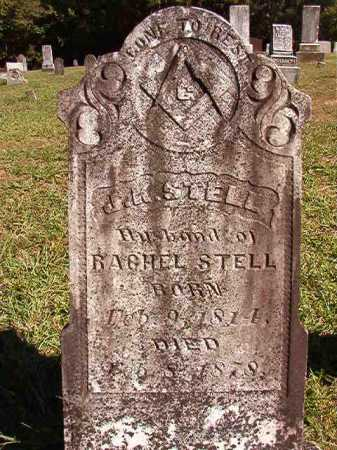 STELL, JOHN KING - Dallas County, Arkansas | JOHN KING STELL - Arkansas Gravestone Photos