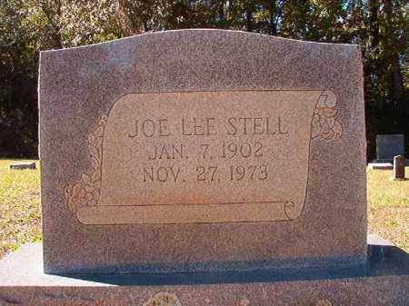 STELL, JOE LEE - Dallas County, Arkansas | JOE LEE STELL - Arkansas Gravestone Photos