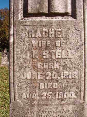 STELL, RACHEL - Dallas County, Arkansas | RACHEL STELL - Arkansas Gravestone Photos