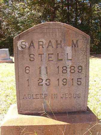 STELL, SARAH M - Dallas County, Arkansas | SARAH M STELL - Arkansas Gravestone Photos