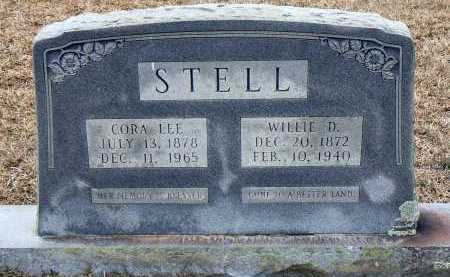 JACOBS STELL, CORA LEE - Dallas County, Arkansas | CORA LEE JACOBS STELL - Arkansas Gravestone Photos