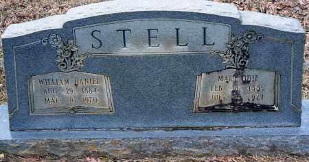 FIELDER STELL, MARY ODIE - Dallas County, Arkansas | MARY ODIE FIELDER STELL - Arkansas Gravestone Photos