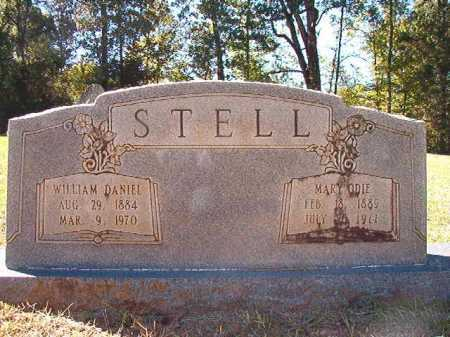 STELL, MARY ODIE - Dallas County, Arkansas | MARY ODIE STELL - Arkansas Gravestone Photos