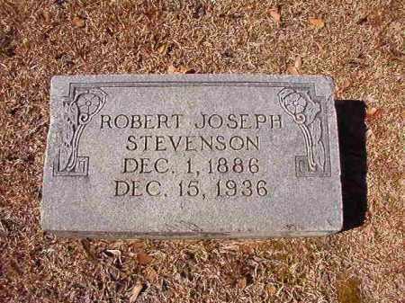 STEVENSON, ROBERT JOSEPH - Dallas County, Arkansas | ROBERT JOSEPH STEVENSON - Arkansas Gravestone Photos