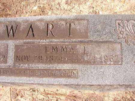 STEWART, EMMA L - Dallas County, Arkansas | EMMA L STEWART - Arkansas Gravestone Photos