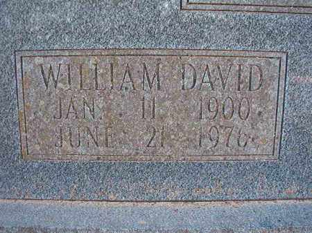 STEWART, WILLIAM DAVID - Dallas County, Arkansas | WILLIAM DAVID STEWART - Arkansas Gravestone Photos