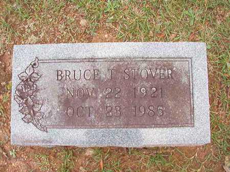 STOVER, BRUCE THOMAS - Dallas County, Arkansas | BRUCE THOMAS STOVER - Arkansas Gravestone Photos