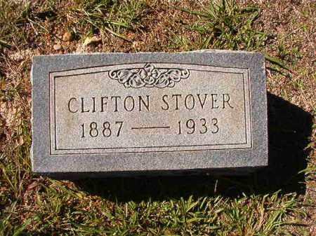 STOVER, CLIFTON - Dallas County, Arkansas | CLIFTON STOVER - Arkansas Gravestone Photos