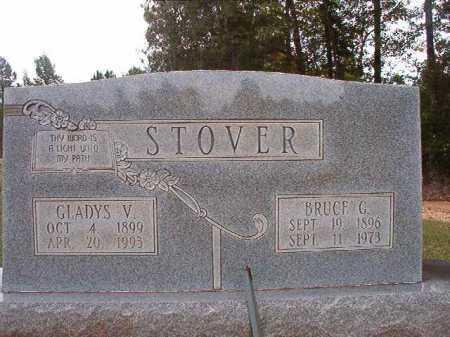 STOVER, GLADYS V - Dallas County, Arkansas   GLADYS V STOVER - Arkansas Gravestone Photos